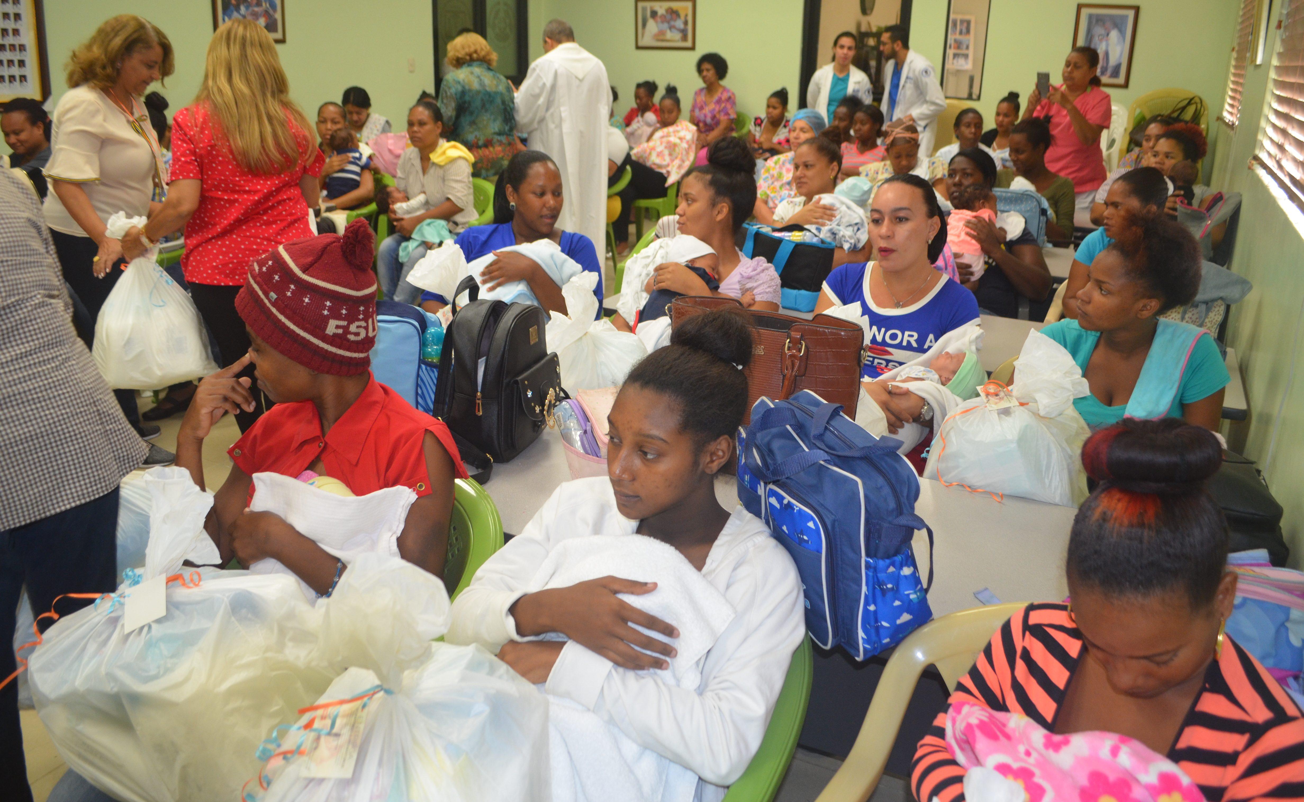 Hospital Infantil Robert Read Cabral donación a prematuros