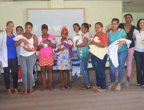 6ta Jornada a prematuros y 2da a embarazadas adolescentes de la provincia Barahona