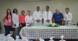 7ma jornadas prematuros y 3era embarazadas San Pedro de Macorís