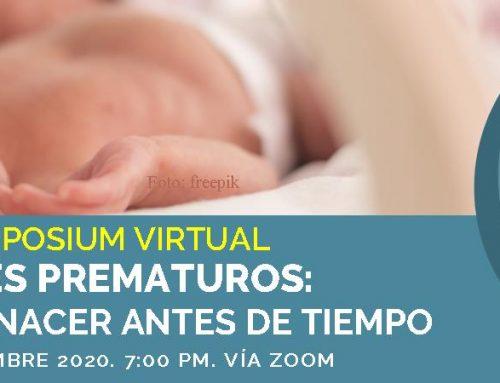 Sonrisa de Ángel invita al simposio virtual «bebés prematuros: el reto de nacer antes de tiempo»