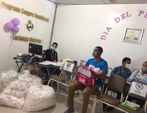 Sonrisa de Ángel entrega insumos y medicamentos a bebés prematuros y sus madres en momentos del Covid-19
